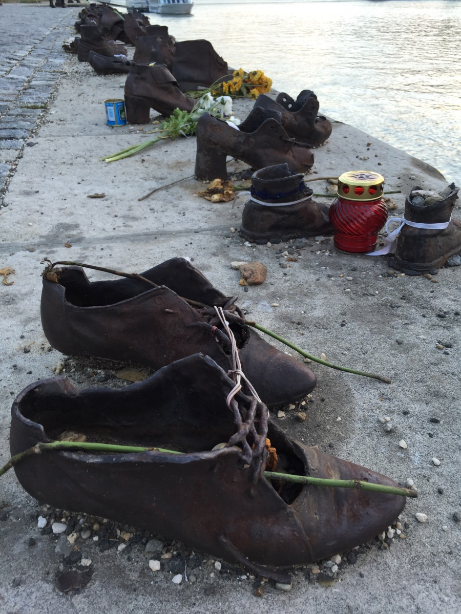 The Shoes On The Danube Remembering The Murdered You
