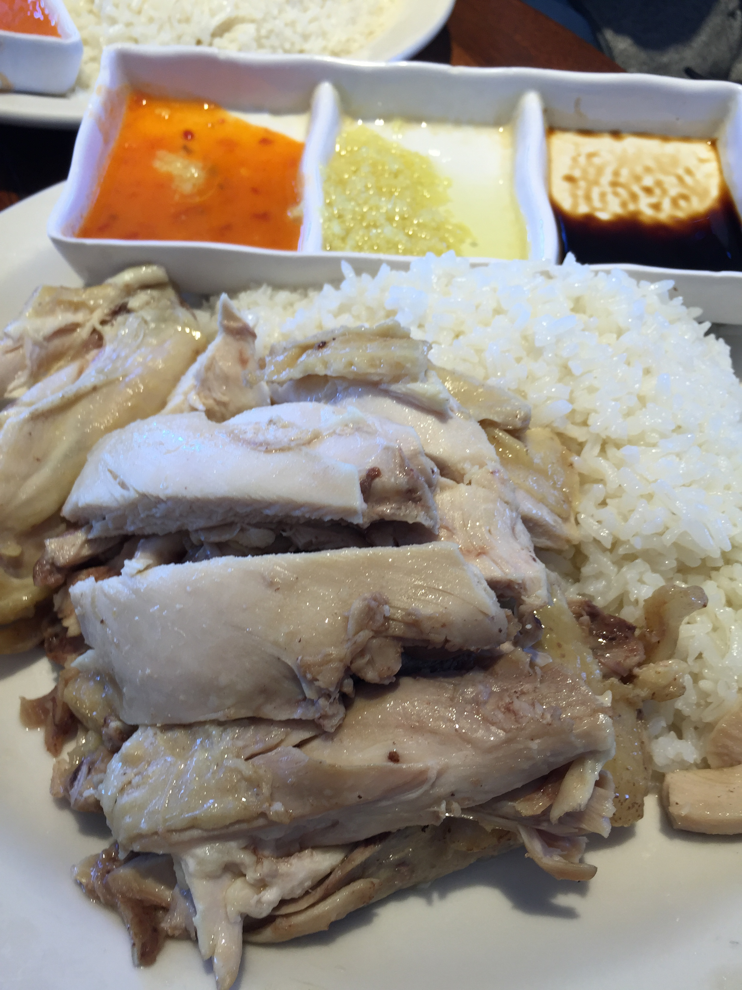 Hainan Chicken At Savoy Kitchen You Can Call Me Mochelle