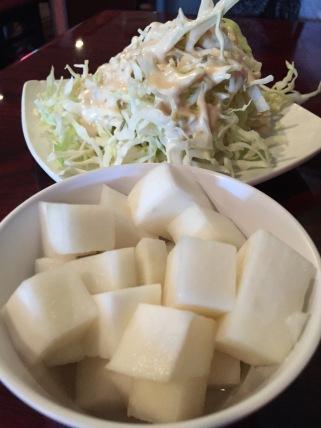Free salad