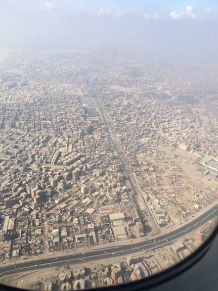 Farewell, Cairo!