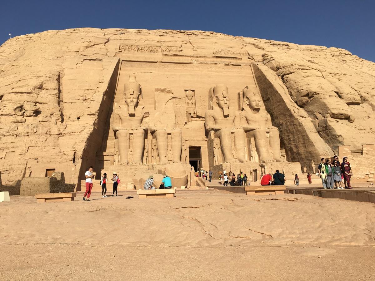 Egypt Day 7 Abu Simbel Aswan You Can Call Me Mochelle
