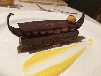 Chocolate Journey Hazelnut bar