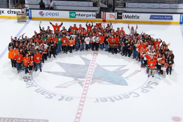Post Game On Ice Photo (3)