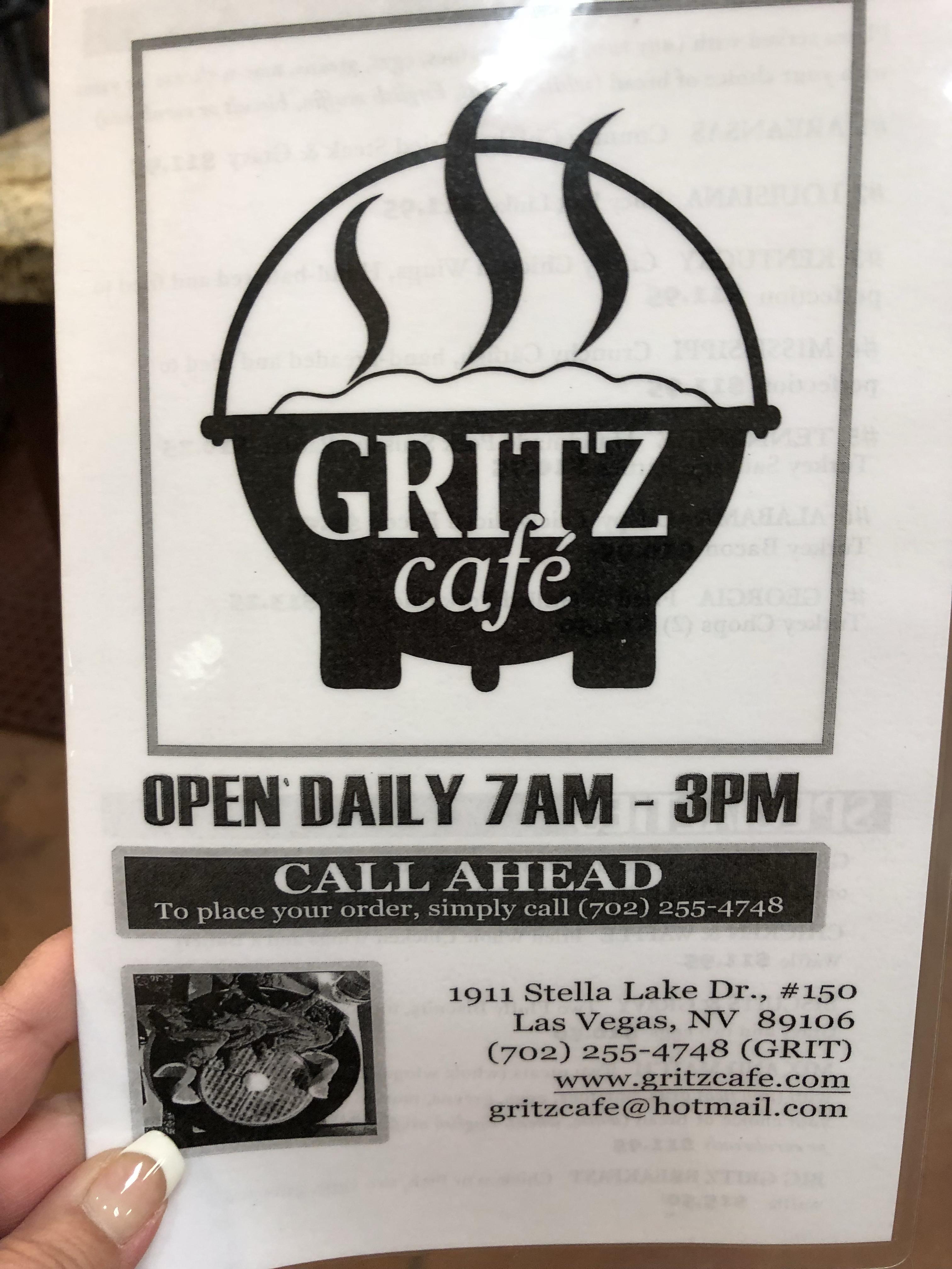 Las Vegas Gritz Caf 233 Gritzcafe You Can Call Me Mochelle